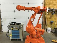 ABB 4400 Robot, ABB Robot, ABB M98A S4C controller, Fanuc Robot, Motoman Robot