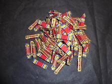 Genuine WW2 US Army Military Victory Medal Pin Ribbon x 5