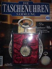 Die Taschenuhren Sammlung/Ausgabe 40 / Hachette / Neu OVP