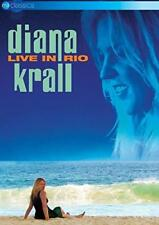 Diana Krall - Live In Rio (NEW DVD)