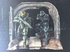 Halo 5 Guardians Collector's Statue - Master Chief Spartan Locke Figure (NIB)