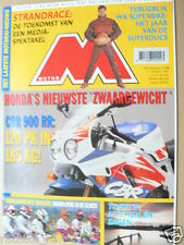 MO9144-HONDA CBR900R, CROSS TEST 250CC CR250R,RM250,YZ250,KX,WK SUPERBIKE 1991,