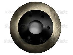 Disc Brake Rotor-Black Knight Front NewTek 55054E