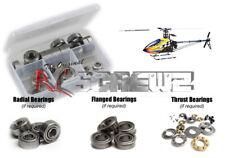 RC Screwz Align 450 Sport V2 Precision Bearing Kit ALG016B