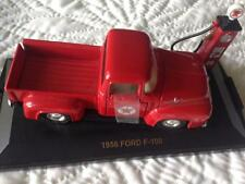 Road Champs Texaco Red 1956 Ford F-100 Pickup Truck