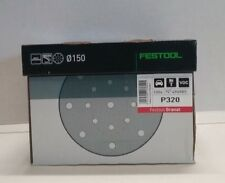 Festool Grit Granat Abrasives 150mm 320G 100 Pack