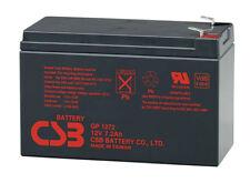 Hitachi CSB 12V 8Ah VRLA Sealed Lead Acid Battery Rp. 12SB7.2P > 7Ah 7.2Ah 7.5Ah