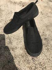 Faded Glory Canvas Shoes Black Men's Sz 7