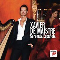 SERENATA ESPANOLA - DE MAISTRE,XAVIER/TENA,LUCERO   CD NEU VARIOUS