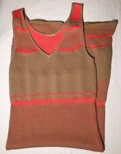 Rebecca Minkoff NWOT Sunset Sweater Knit Tank Dress Lightweight Sold Out  Sz S