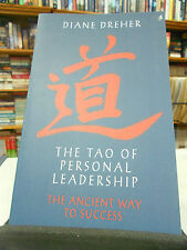 The Tao of Personal Leadership by Diane Elizabeth Dreher (Paperback, 1997)