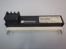 TSX17ACC3    - TELEMECANIQUE -    TSX17 ACC3 / INPUT SIMULATOR 15 BLOCKS    USED