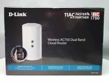 D-Link Wireless AC750 750 Mbps Home Cloud App-Enabled Dual-Band Gigabit Router
