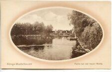 CP Allemagne Deutchland - Königs-Wusterhausen - Partie bei der neuen Mühle