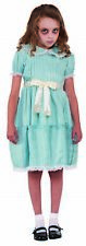 Creepy Sister Babydoll Dress The Shining Child Halloween Costume Sz Small 4-6
