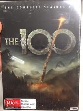 NEW The 100 Complete Series Collection Season 1-4 1 2 3 4 DVD Box Set Region 4