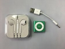 Apple iPod shuffle 4th Generation Green (2GB) new