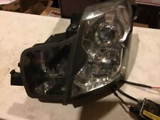 Left Front Xenon Headlamp Assembly 2007 Cadillac 08 33211A9L Electronic Control