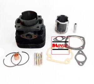 Minsel M150 Kit Cilindro Piston Juntas Parte Alta