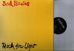 >> Bad Brains - Rock For Light <> neu + ungespielt <<
