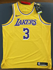 Gold Los Angeles Lakers NBA Jerseys for sale | eBay