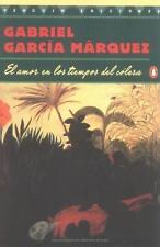 El Amor en los Tiempos del Cólera by Gabriel García Márquez (Spanish Text, PB)