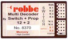 Multiswitch 12+2 Decoder Robbe 8370 für F14