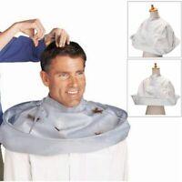 Salon Barber Gown Cloth Hair Cutting Cloak Umbrella Hairdressing Cape Home  E7Q2