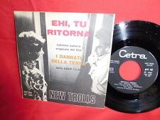 NEW TROLLS Cristalli fragili OST 7' + PS 1968 ITALY MINT- Rare It PSYCH Prog