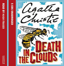 Death in the Clouds: Complete & Unabridged by Agatha Christie (CD-Audio, 2004)