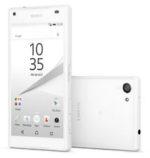 Original Sony Xperia Z5 Compact - 32GB White (Unlocked) Android Smartphone 4.6""