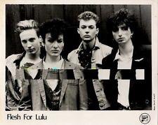 Flesh For Lulu Promo Photo