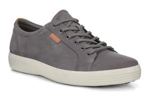 Ecco Soft 7 Sneaker Titanium Men's