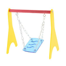 Hanging Swing for Pet Hamster Mouse Gerbil Rat Parrot Bird Cage Play Toy