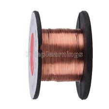 20X 0.1MM Copper Soldering Solder PPA Enamelled Repair Reel Wire PCB Maintenance