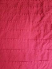 Ikea ALVINE Stra Red Full/Double Duvet Cover Used