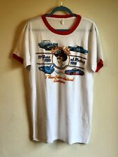 Vintage 1985 Richard Petty NASCAR Ringer Shirt XL 7X Grand National Champion