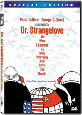 Dr. Strangelove, Or: How I Learned to Stop Worrying and Love the Bomb [New DVD]