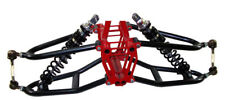 Sport Extended A Arms +2'' Wide for Yamaha Raptor 660 Full Adjustable Chromoly E