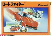 Nintendo Road Fighter Famicom fc Nes Racing Arcade Konami Japan JP NTSC-J