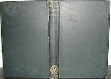 CASTILIAN LITERATURE Aubrey F Bell 1938 1st Ed SPAIN Spanish DON QUIXOTE El Cid