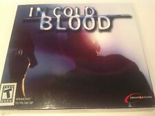 In Cold Blood (3PC-CDs, 2002) for Windows 95-XP - NEW CDs - D