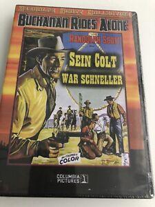 Sein Colt War Schneller Randolph Scott
