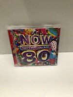 Various Artists : Now That's What I Call Music! 80 CD 2 discs (2011) Great Value