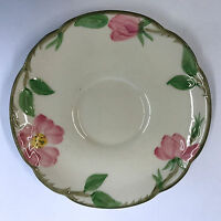 Vintage Franciscan Desert Rose Saucer Only California USA