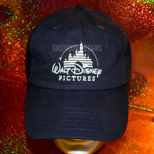 WALT DISNEY PICTURES HAT classic logo official Disney Parks embroidered cap NEW