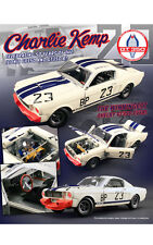 Charlie Kemp's  1965 Mustang G.T. 350 R-model #23 1:18