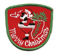 Merry Christmas Grass Frohe Weihnachten Cannabis Gras Hanf Patch