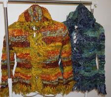 Striped 100% Wool Coats & Jackets for Women