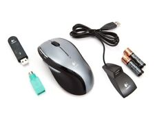Logitech MX600 Programmable Tilt Wheel Wireless Laser USB PS/2 Mouse NEW
